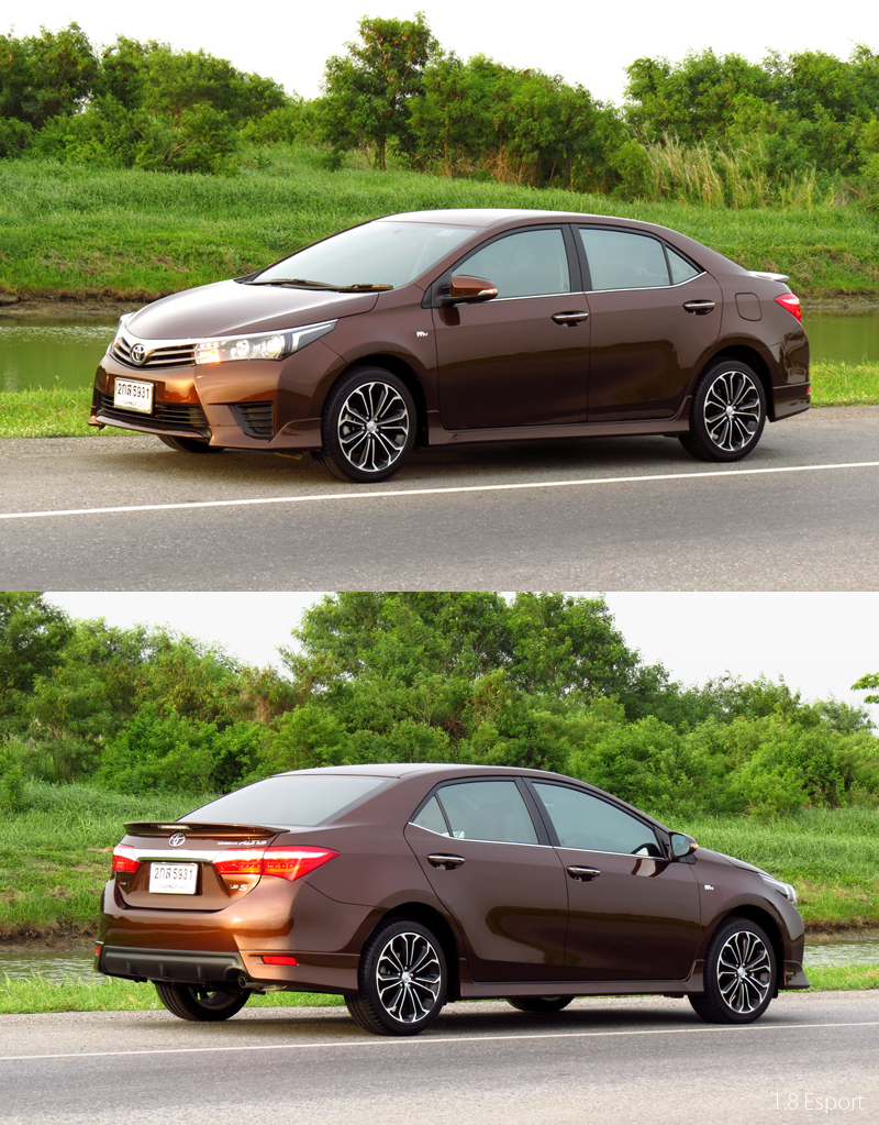 corolla altis 2014 ground clearance autos post. Black Bedroom Furniture Sets. Home Design Ideas