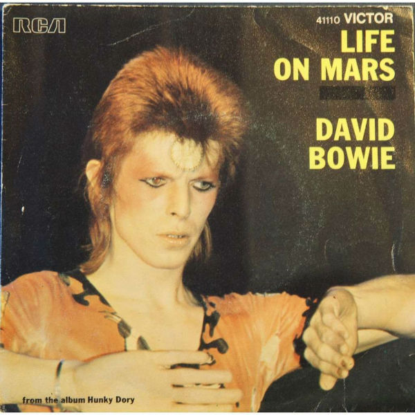 David Bowie-Life On Mars