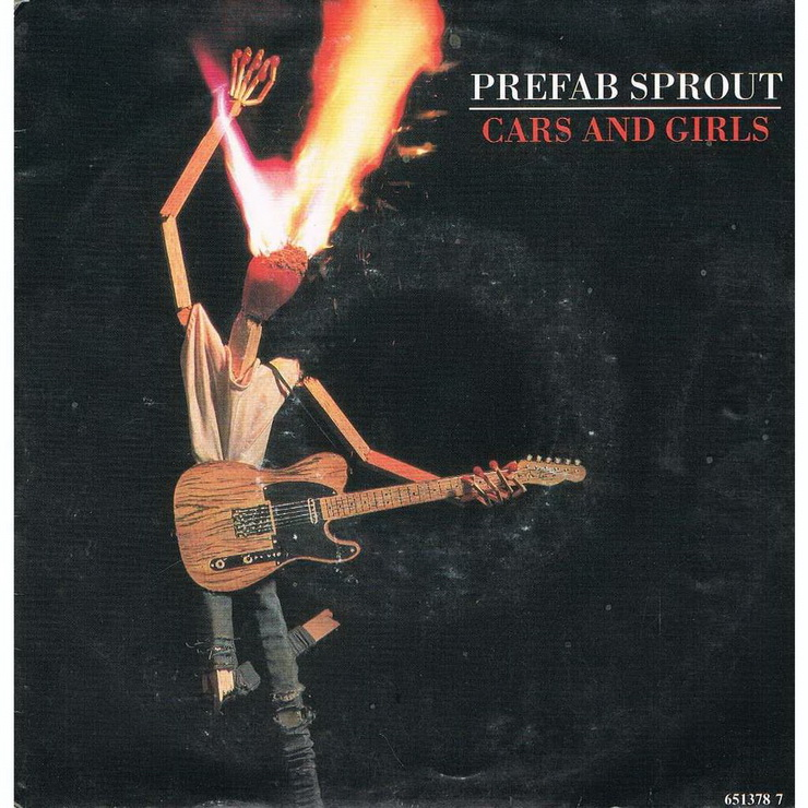 Prefab Sprout-Cars & Girls