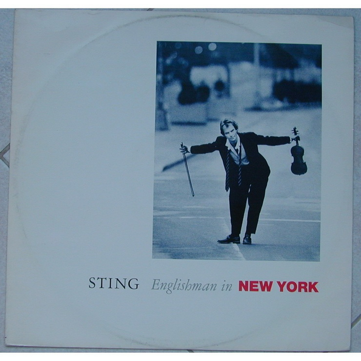 Sting-Englishman in New York