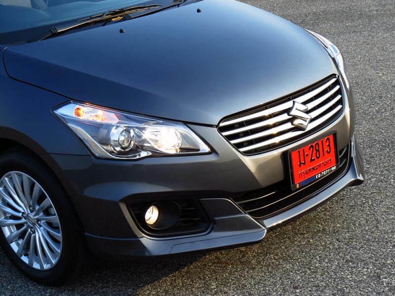 อย่างไว Full Review : ทดลองขับ Suzuki Ciaz 1.2L 5MT/CVT By J!MMY Headlightmag