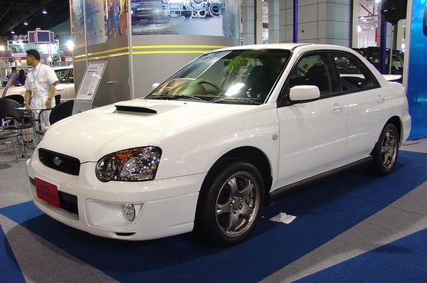 WRXmotorExpo2003