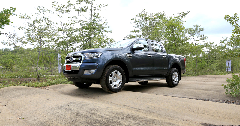 The New Ford Ranger 502