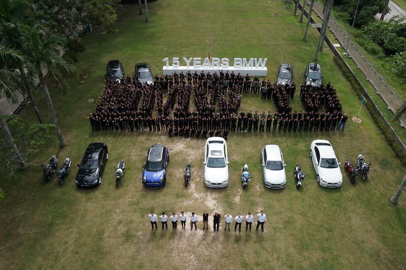 15th Anniversary BMW Group Manufacturing Thailand_03T