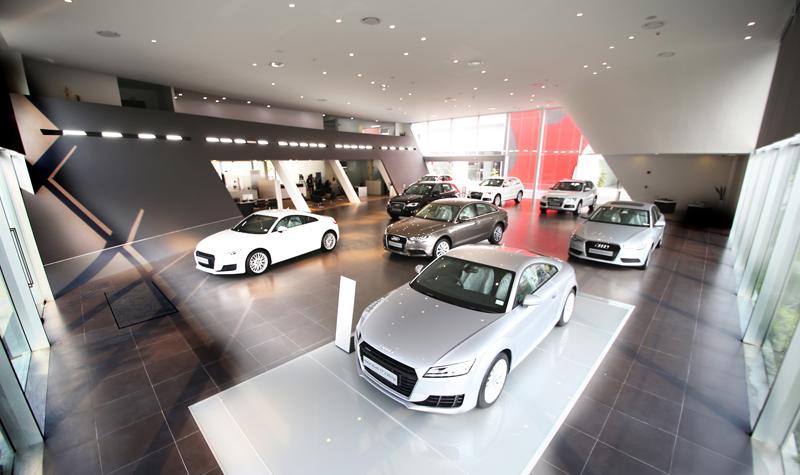 Audi Center Bangkok (1)