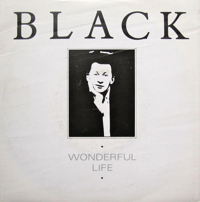 BLACK-Wonderful life