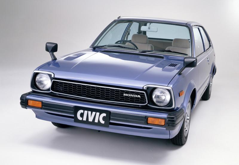 Honda Civic gen02
