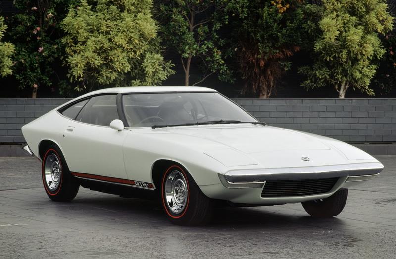 Holden Torana GTR-X Concept, 1970