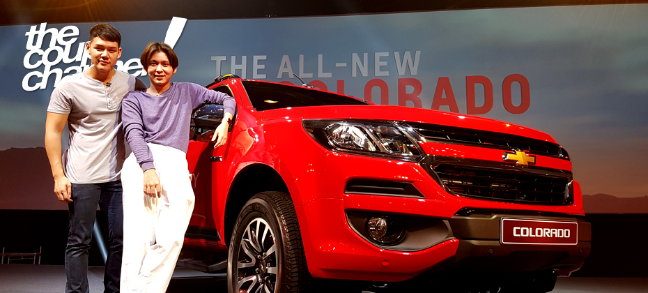 The Coup Channel : พรีวิว NEW Chevrolet Colorado (2016)