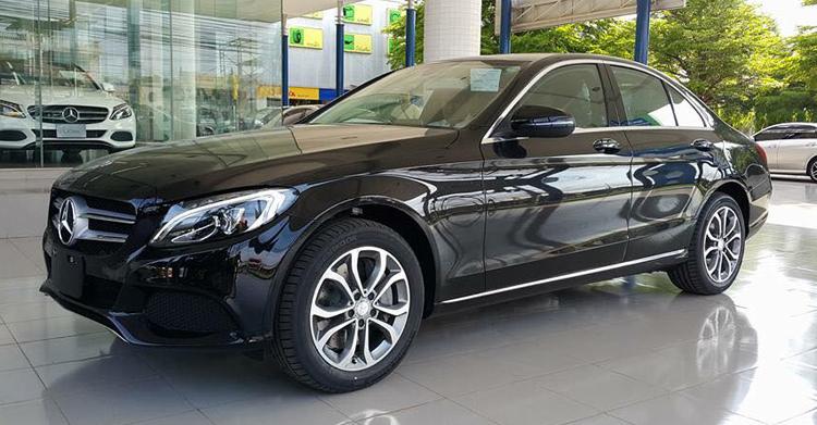 Mercedes Benz C350e Plug In Hybrid