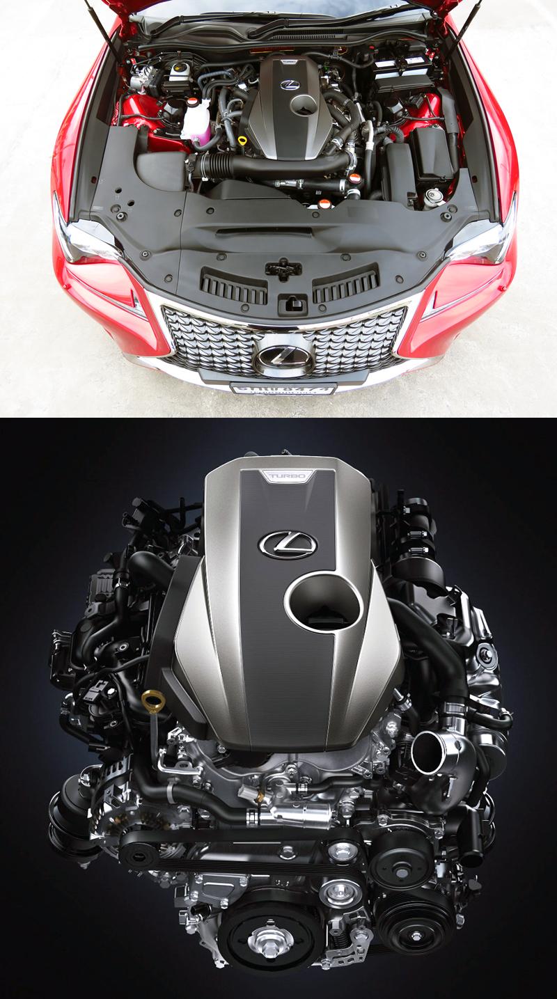 2016_08_Lexus_RC200t_Engine_01