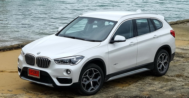 First Impression ทดลองขับ BMW X1 เบนซิน sDrive18i & ดีเซล ...