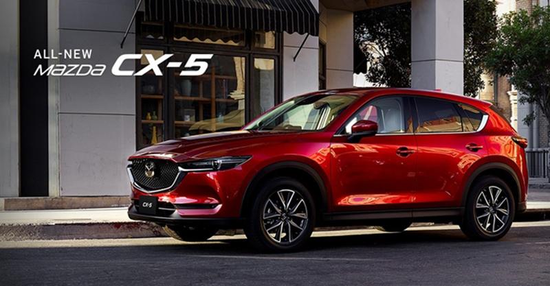 Mazda ญี่ปุ่นเผยสเป็ค และ ราคาของ All New CX-5 แล้