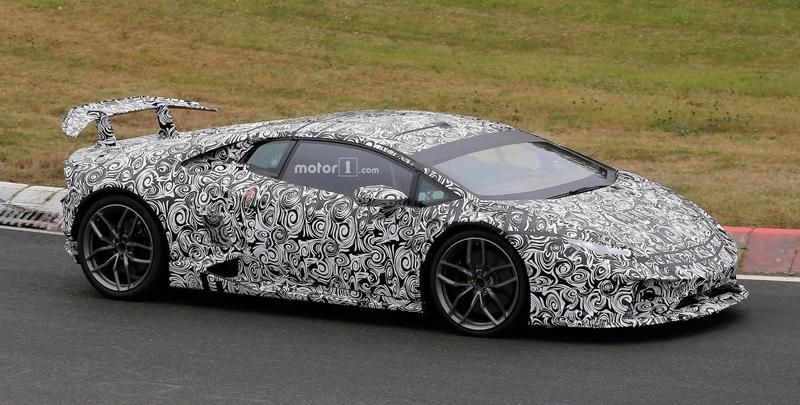 Lamborghini_Huracan_Performante_Spyshot