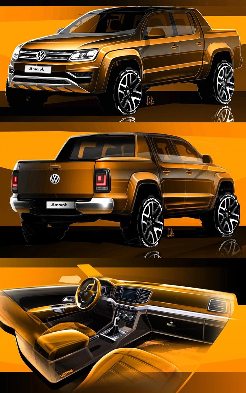 Volkswagen_Amarok_Design_Sketch