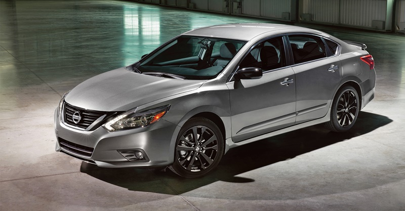 nissan usa midnight edition 6 sentra altima maxima rogue murano. Black Bedroom Furniture Sets. Home Design Ideas
