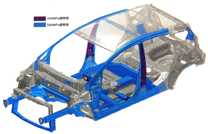 2017_03_Nissan_Note_Engine_08_Body_Structure