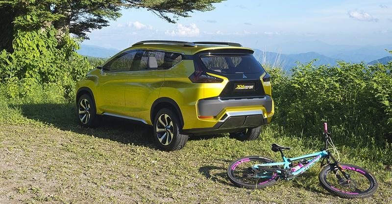 Mitsubishi XM Concept อาจจะใช้ชื่อว่า ...