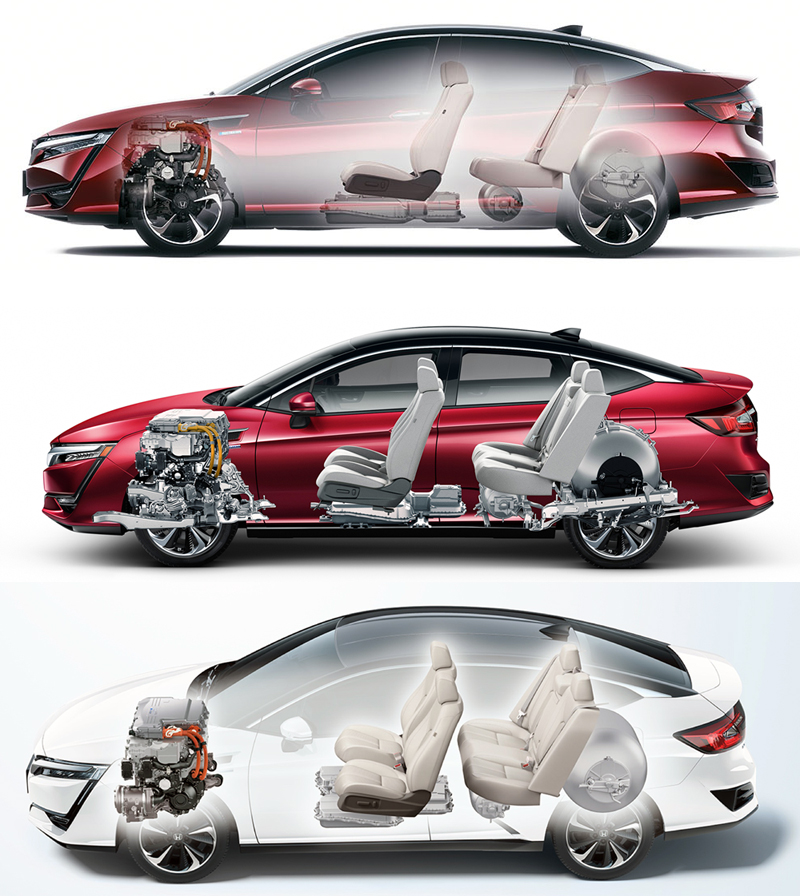 2016_Honda_Clarity_Fuel_Cell_Powertrain