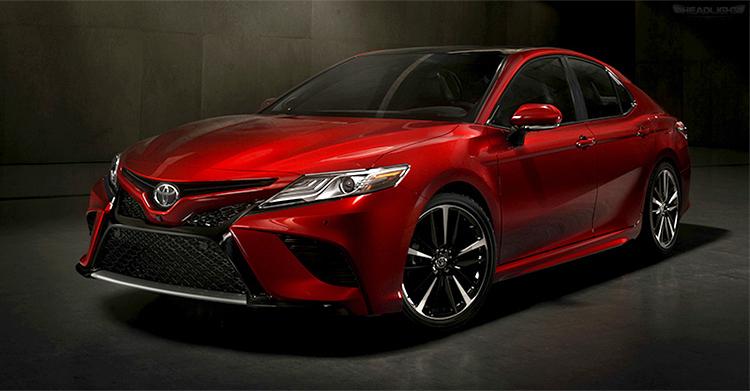 ข้อมูลเบื้องต้นด้านเครื่องยนต์ของ All New Toyota Camry