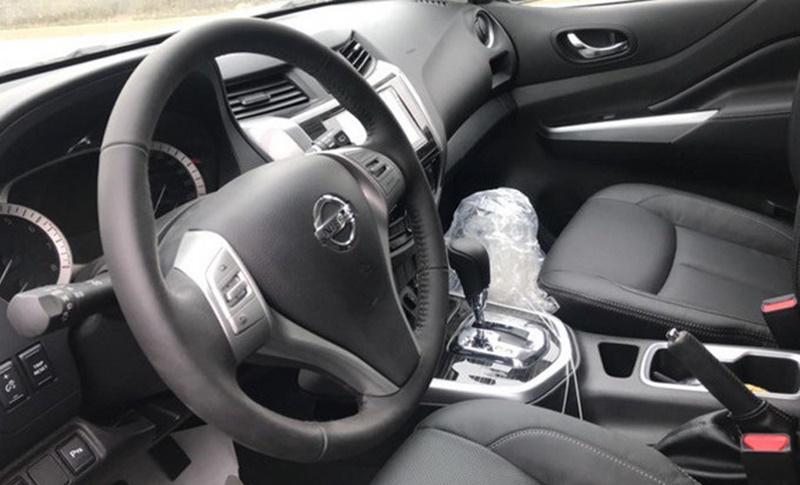 SPYSHOT : ภาพถ่ายรถคันจริงของ Nissan Terra (Navara PPV ...