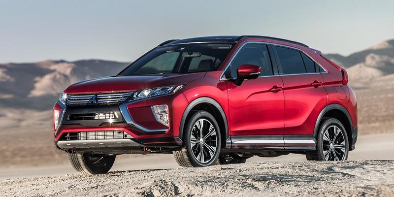 แผนเปิดตัวรถยนต์รุ่นใหม่ของ Mitsubishi นับตั้งแต่ปี 2018