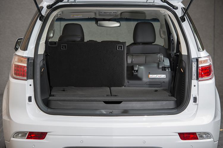 ราคาอย่างเป็นทางการ Chevrolet Trailblazer 2.5 LT 4x2 A/T ...