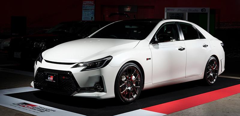 New Toyota Mark X Grmn ตัวแต่งสุดเท่ กลับมาอีกครั้งในรอบ