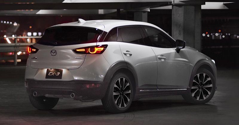 ราคาอย่างเป็นทางการ Mazda Cx 3 2 0 Exclusive Mods
