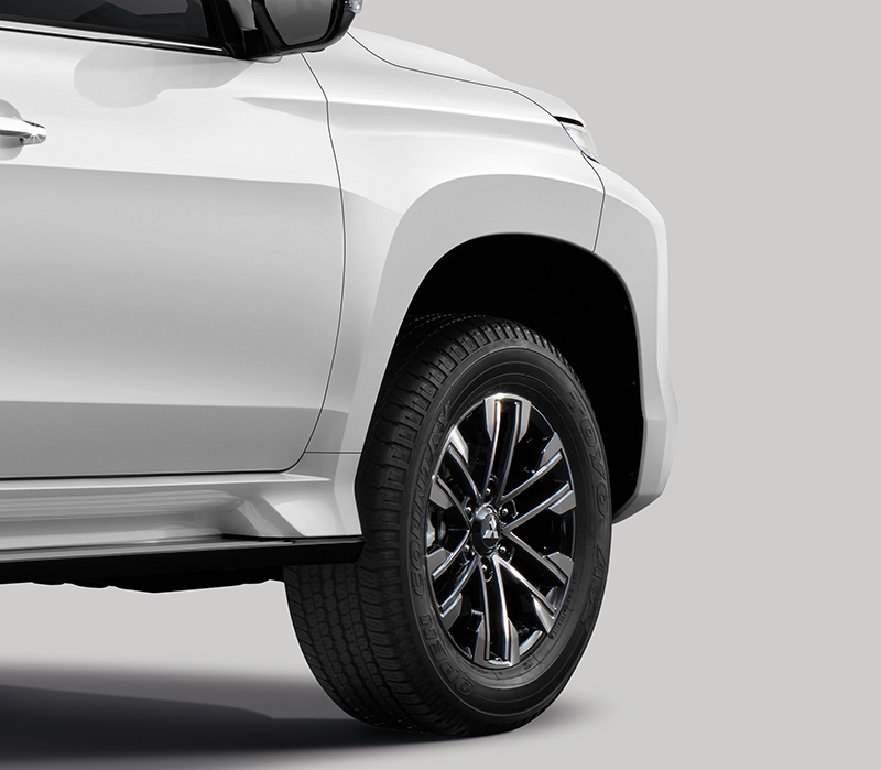 Mitsubishi New Pajero Sport 4wd Gt Premium: ราคาอย่างเป็นทางการ Mitsubishi Pajero Sport Minorchange