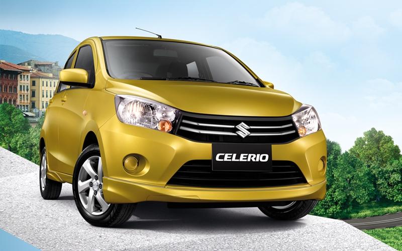2014 05 29 Suzuki Celerio 3