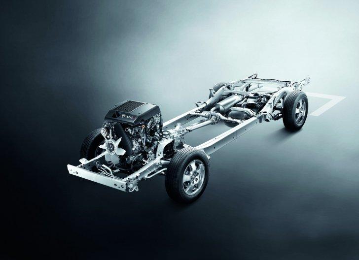 Toyota Hilux Vigo Champ ดึงคริสเตียโน่