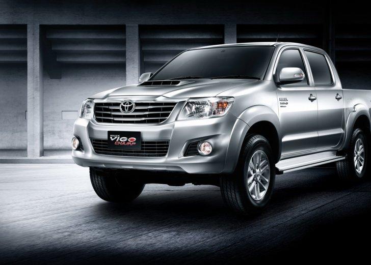 เปิดตัว Toyota Hilux Vigo Champ และ Toyota