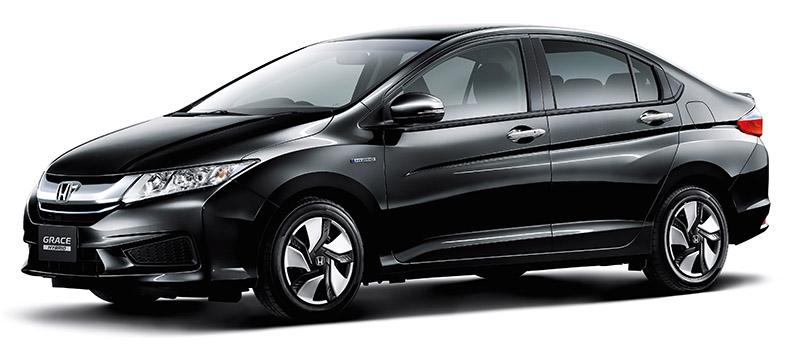 2015 Honda GRACE (City Hybrid) : รุกตลาดแทน Insight เจอใน ...