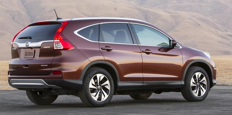 Honda cr v facelift for Vsa honda crv