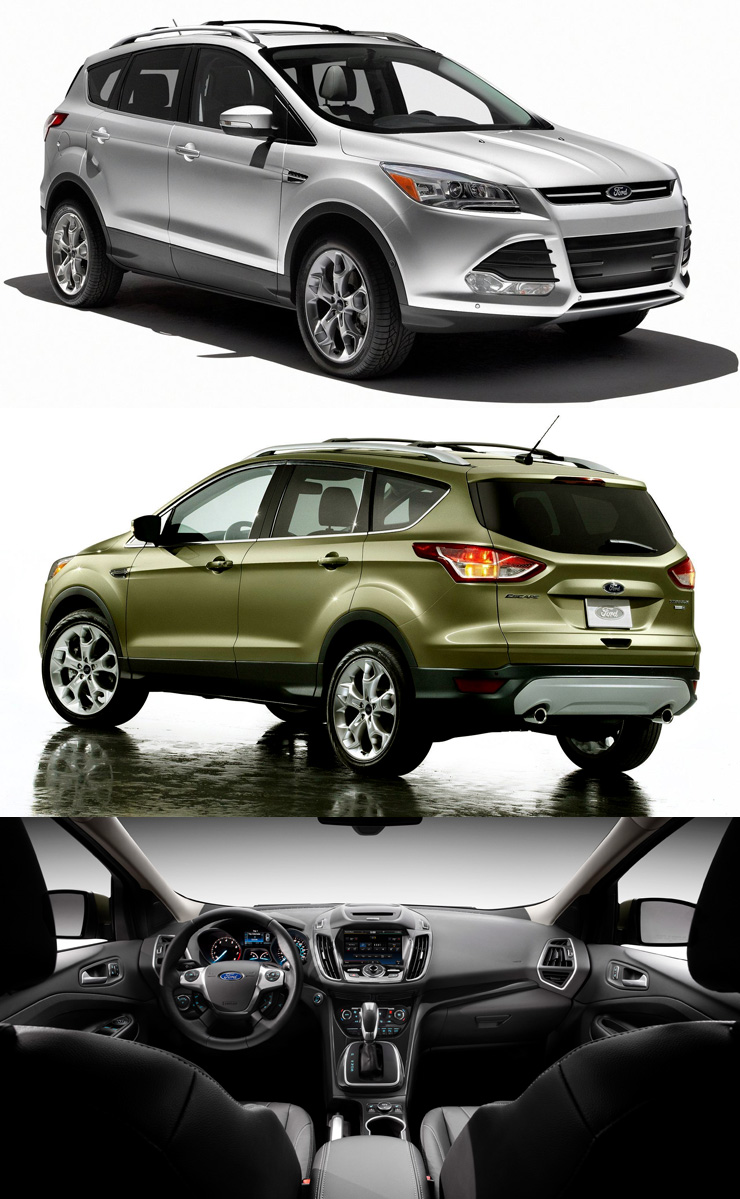 Ford-Escape-Thailand New Ford Everest Thailand 2015 | Specs, Price