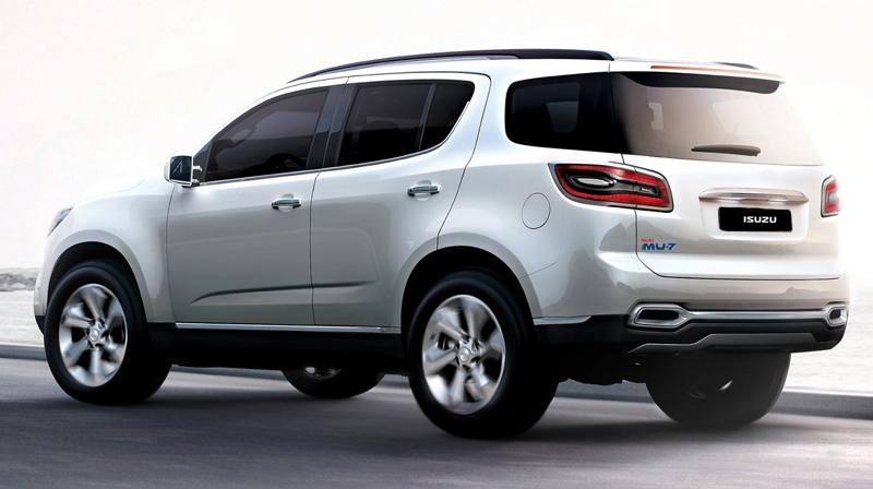New Trailblazer Chevy SUVs