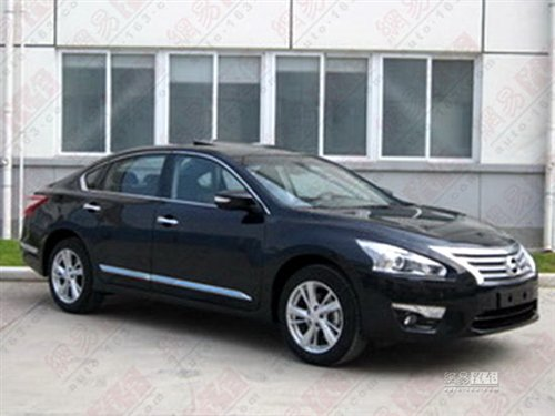 2014 Nissan Teana unveiled in China , based on Altima - Holiday and