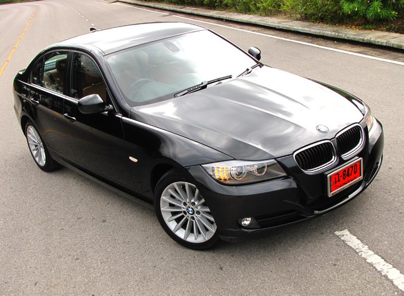 ทดลองขับ BMW 320d SE E90 Minorchange : ประหยัดระดับ 16 4 กม /ลิตร