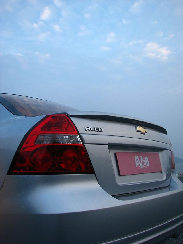 ทดลองขับ Chevrolet AVEO 1.4 LT ; Built for the young