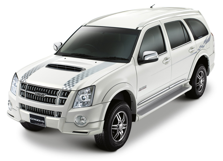 Isuzu Mu X Philippines Specifications | Autos Post