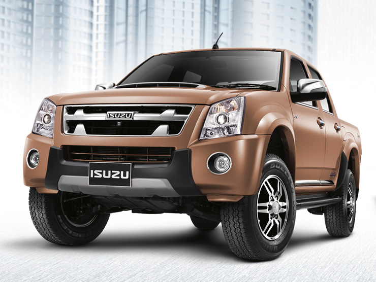 isuzu 2010 last nanochange of d max 2011 the next