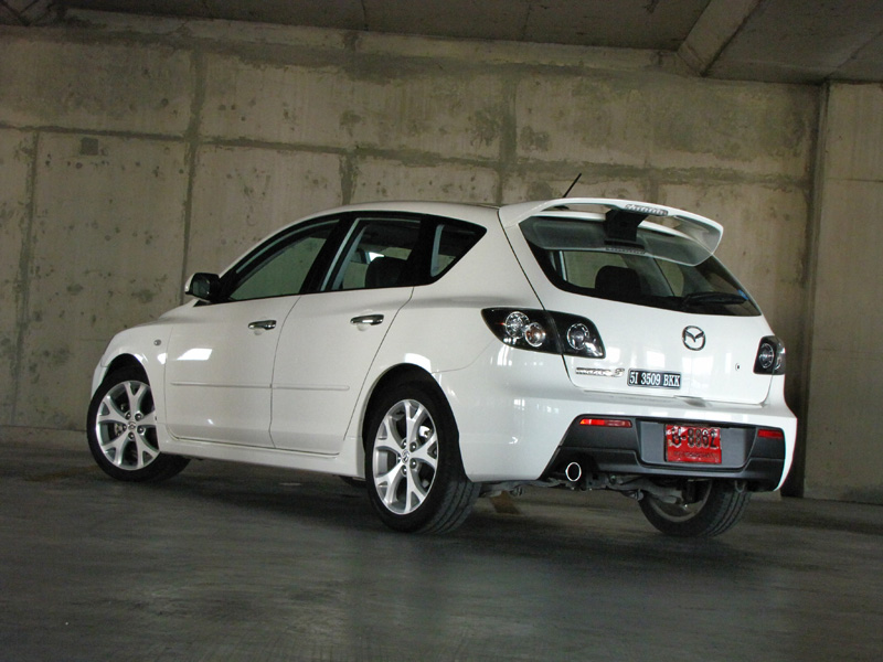 2009 Mazda 3 1 6 Related Infomation Specifications Weili Automotive Network