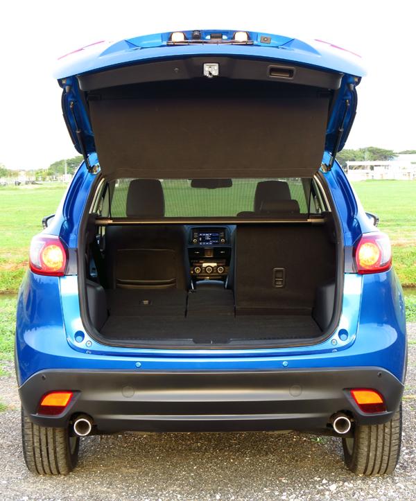 2014 Mazda Cx 5 Interior: ทดลองขับ Mazda CX-5 SKYACTIV (2.0 S , 2.5 S & 2.2 XDL 6AT