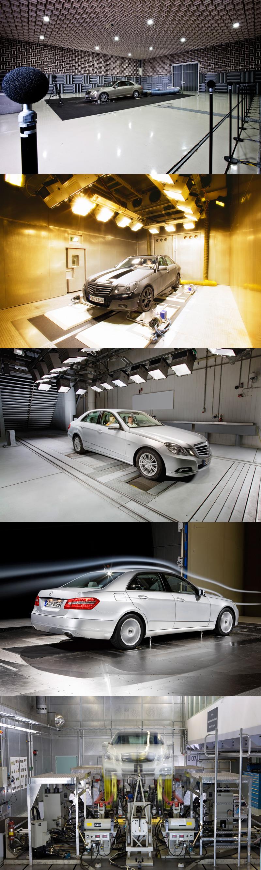 ทดลองขับ Mercedes-Benz E-Class Saloon W212 Blue Efficiency