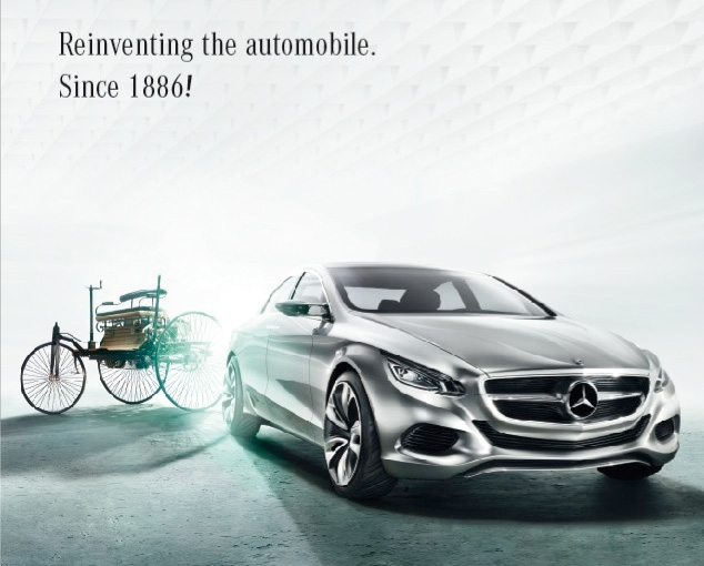 Mercedes Benz 125 Year Of Innovation 125