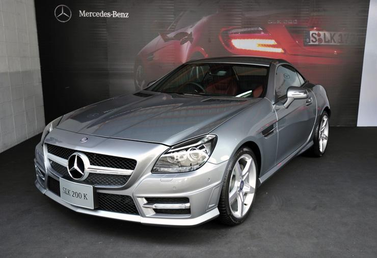Mercedes benz slk200 sport amg mb thailand for Mercedes benz thailand