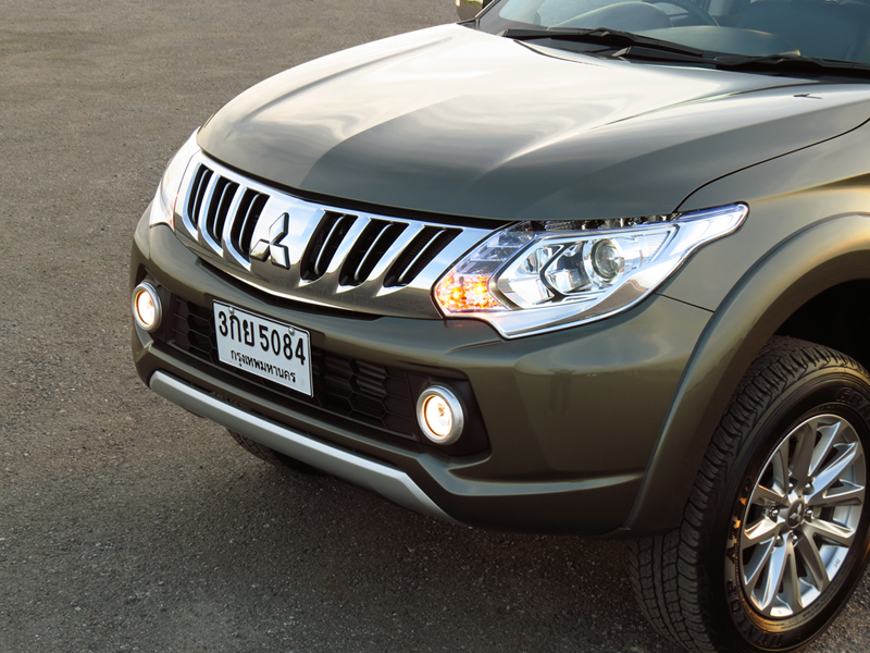 Exclusive First Impression รีวิวทดลองขับ All New Mitsubishi TRITON 2015