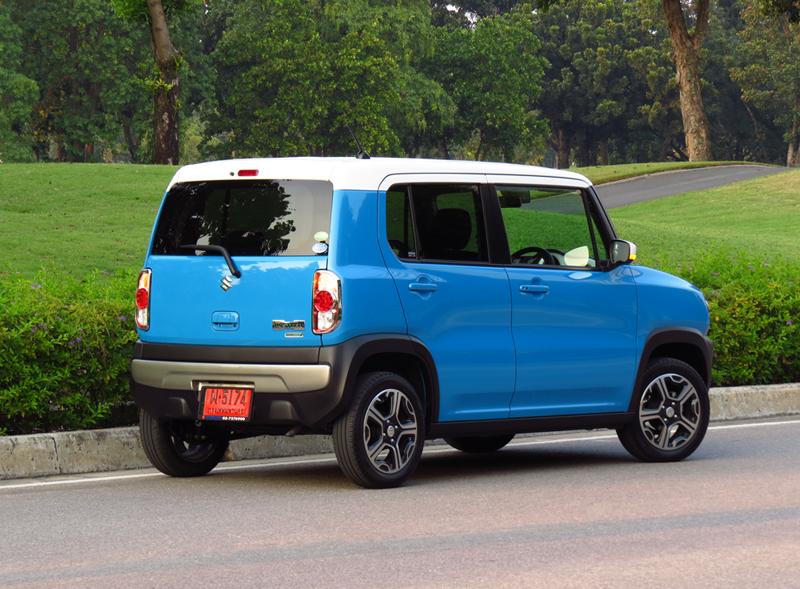 ทดลองขับ Suzuki HUSTLER 660 cc 52 PS CVT FWD : คิดอย่างไร ถ้าเจ้าหมอ