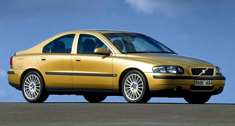 2000 Volvo S60 2.0T Automatic related infomation,specifications - WeiLi Automotive Network